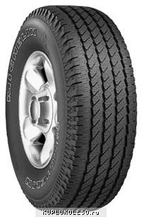 фото шины Michelin Cross Terrain SUV