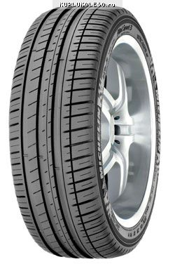 фото шины Michelin Pilot Sport PS3
