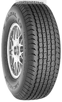 фото шины Michelin X Radial LT