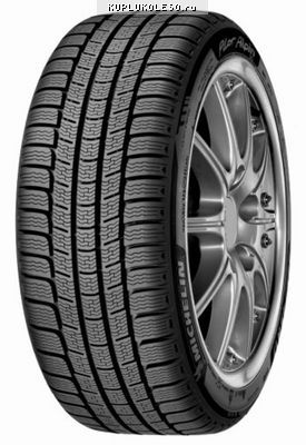фото шины Michelin Alpin A2 Wide