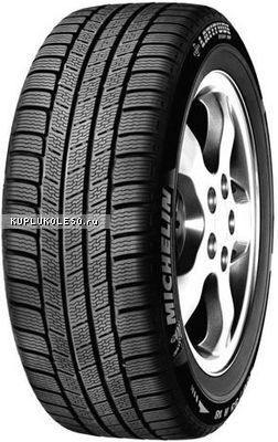 фото шины Michelin Latitude Alpin HP