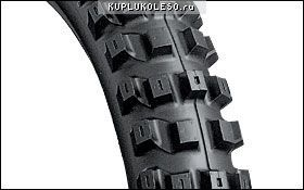 фото шины Bridgestone ED77 Front gritty
